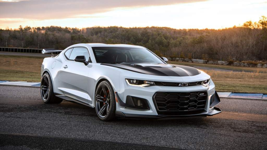 Are Changes Anticipated for the 2019 Chevy Camaro IROC-Z?
