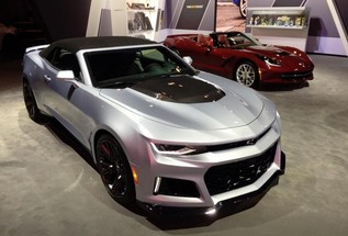 IROCZCAMARO.Com 2018 Chevy Camaro IROC-Z Photos, Price, Specs, Concept, Reviews