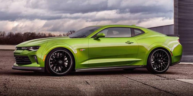 2019 Chevy Camaro IROC-Z V6 Coupe Ratings, Prices, Trims, Overview
