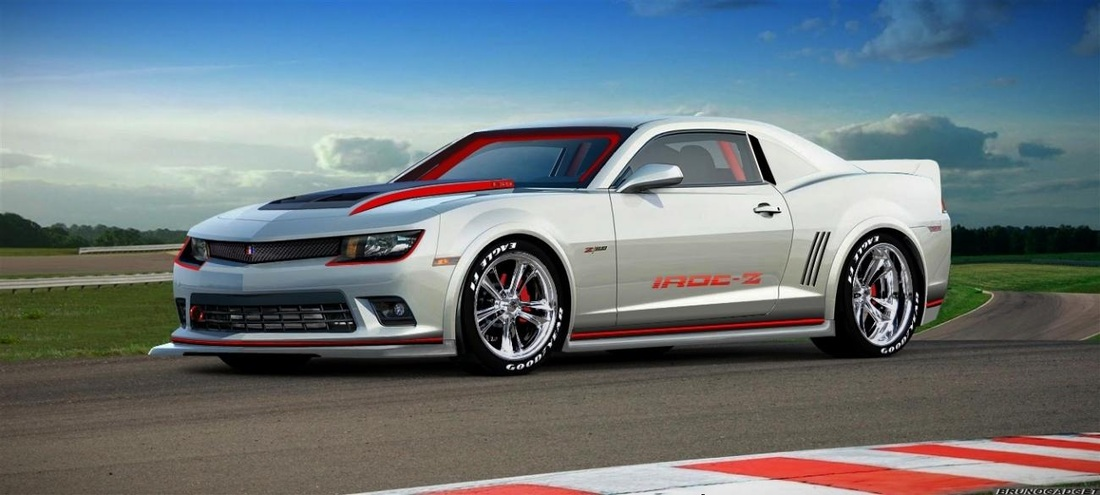 2017 chevy iroc z is riding shotgun in one of the year s most anticipated cars 2017 chevy