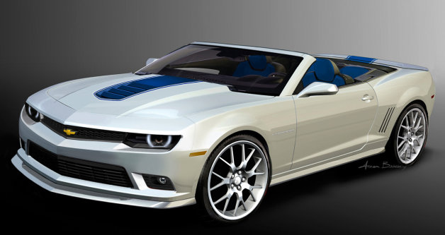 2018 Chevy Camaro IROC-Z - Specifications, Pictures, Prices