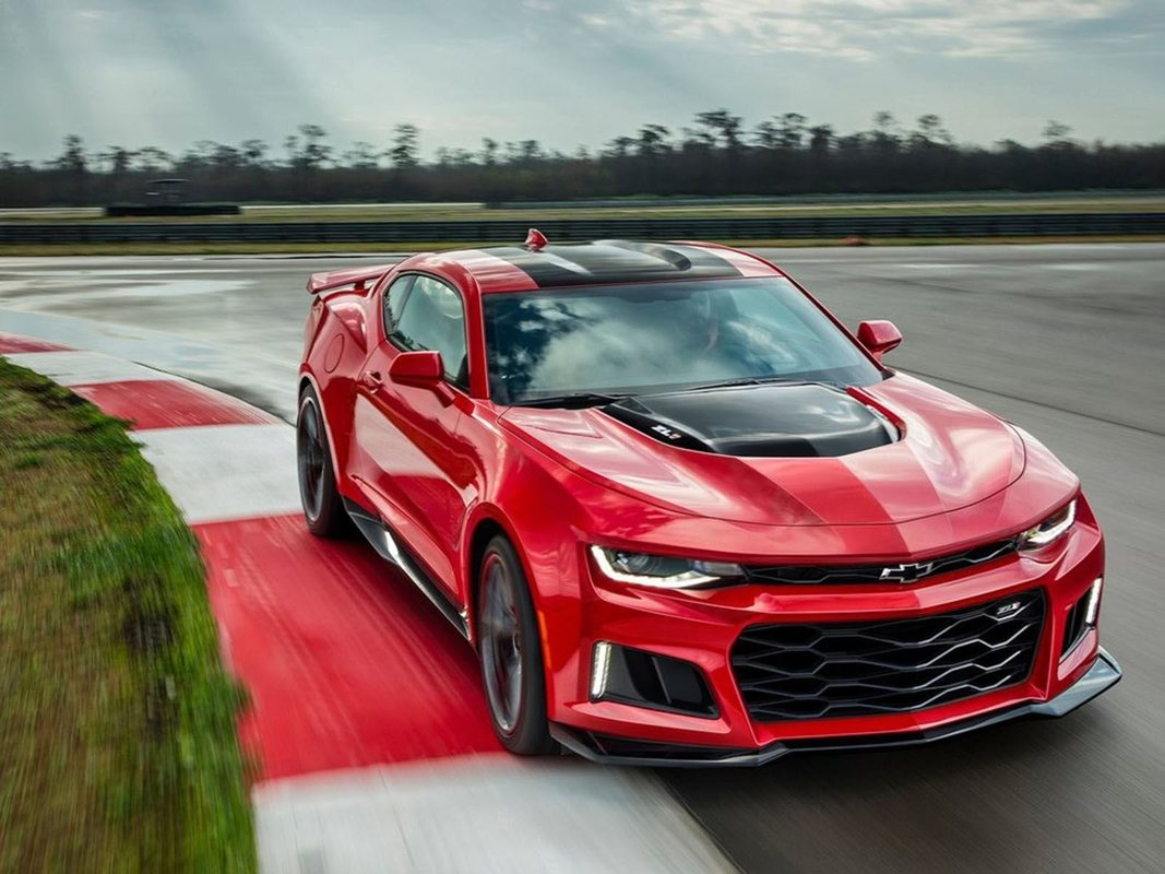2019 Chevy Camaro IROC-Z Interior Upgrades and Drive Enhancements