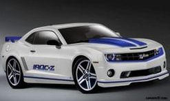 2018 Chevrolet Camaro IROC-Z Photo | Latest 2018 Chevy IROC-Z Pictures