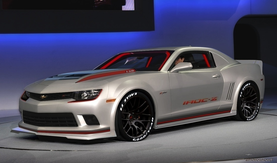 Is Chevy Bringing The 2018 Camaro IROC-Z Back For Real This Time?