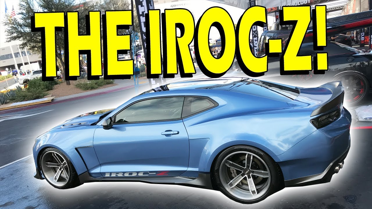 FASTER THAN THE 2019 MUSTANG VS 2019 IROC-Z CAMARO