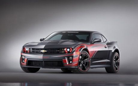 New Models 2018 Chevy Camaro IROC-Z Price And Picture