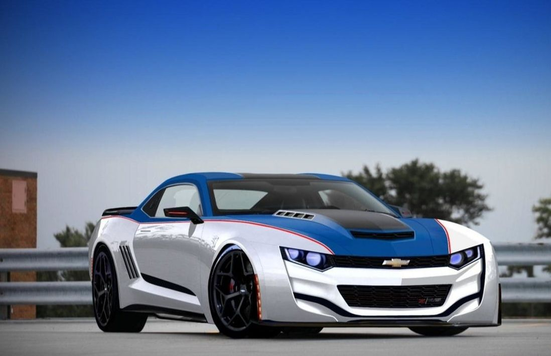 The New 2019 IROC-Z Camaro | Thrills Come Standard